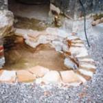 Крстионица VII стољећа у манастиру Подластви, као и његови рановизантијски мозаици, показују да је тај манастир основан убрзо за манстиром на Превлаци