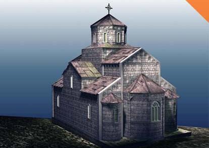 obnova manastira